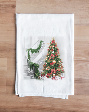Deck the Halls Towel