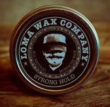 Strong Hold Mustache Wax