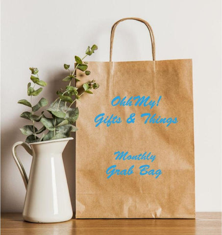 OMG! Monthly Subscription Bag - OhhMy! Gifts and Things, LLC