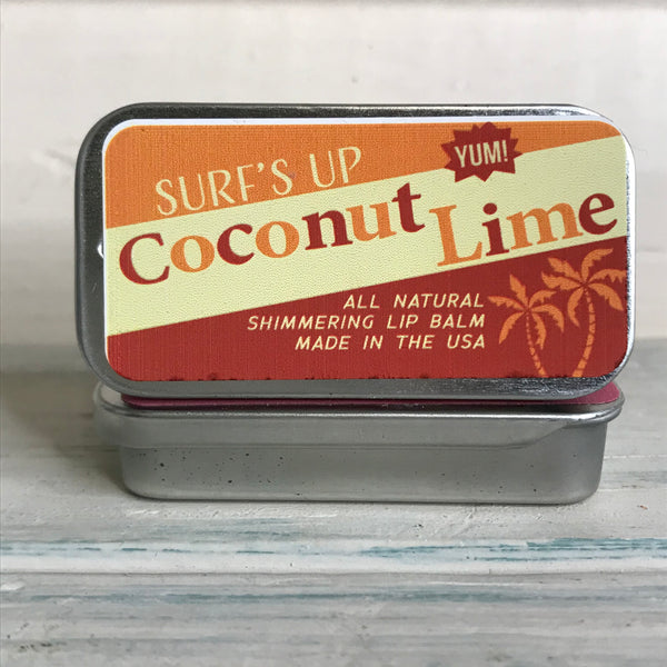Slide Top Tin Lip Gloss - OhhMy! Gifts and Things, LLC
