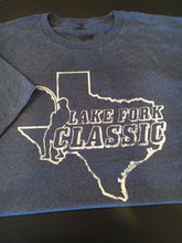 Short Sleeve Lake Fork Classic Tee (Blue)