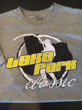 Short Sleeve Lake Fork Classic Tee (Grey)
