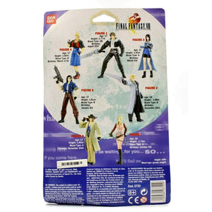 Bandai - Final Fantasy VIII - Laguna Loire Action Figure - Toys & Games:Action Figures:TV Movies & Video Games