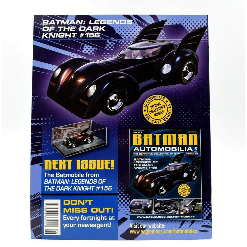 Eaglemoss Batman Automobilia - No.26 Detective Comics 219 Vehicle - Toys & Games:Action Figures:TV Movies & Video Games