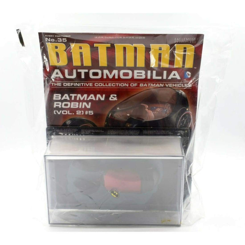 Eaglemoss Batman Automobilia Collection No.35 Batman & Robin (Vol.2) #5 Vehicle - Toys & Games:Action Figures:TV Movies & Video Games