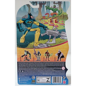 Batman Power Attack - Swamp Strike Batman Action Figure