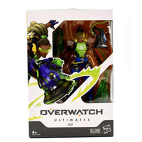 Blizzard Entertainment - Overwatch Ultimates Series - Lucio Action Figure - Toys & Games:Action Figures:TV Movies & Video Games