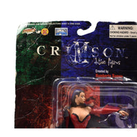 Crimson Created by Humberto Ramos - Lisseth Action Figure