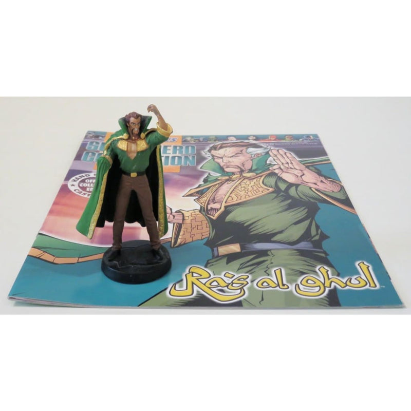 Dc Comics Super Hero Collection - No.10 Ras Al Ghul Figurine