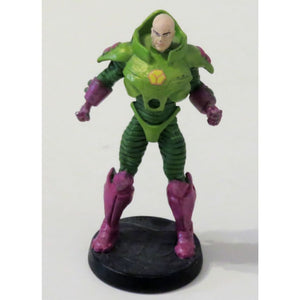 Dc Comics Super Hero Collection - No.11 Lex Luthor Figurine
