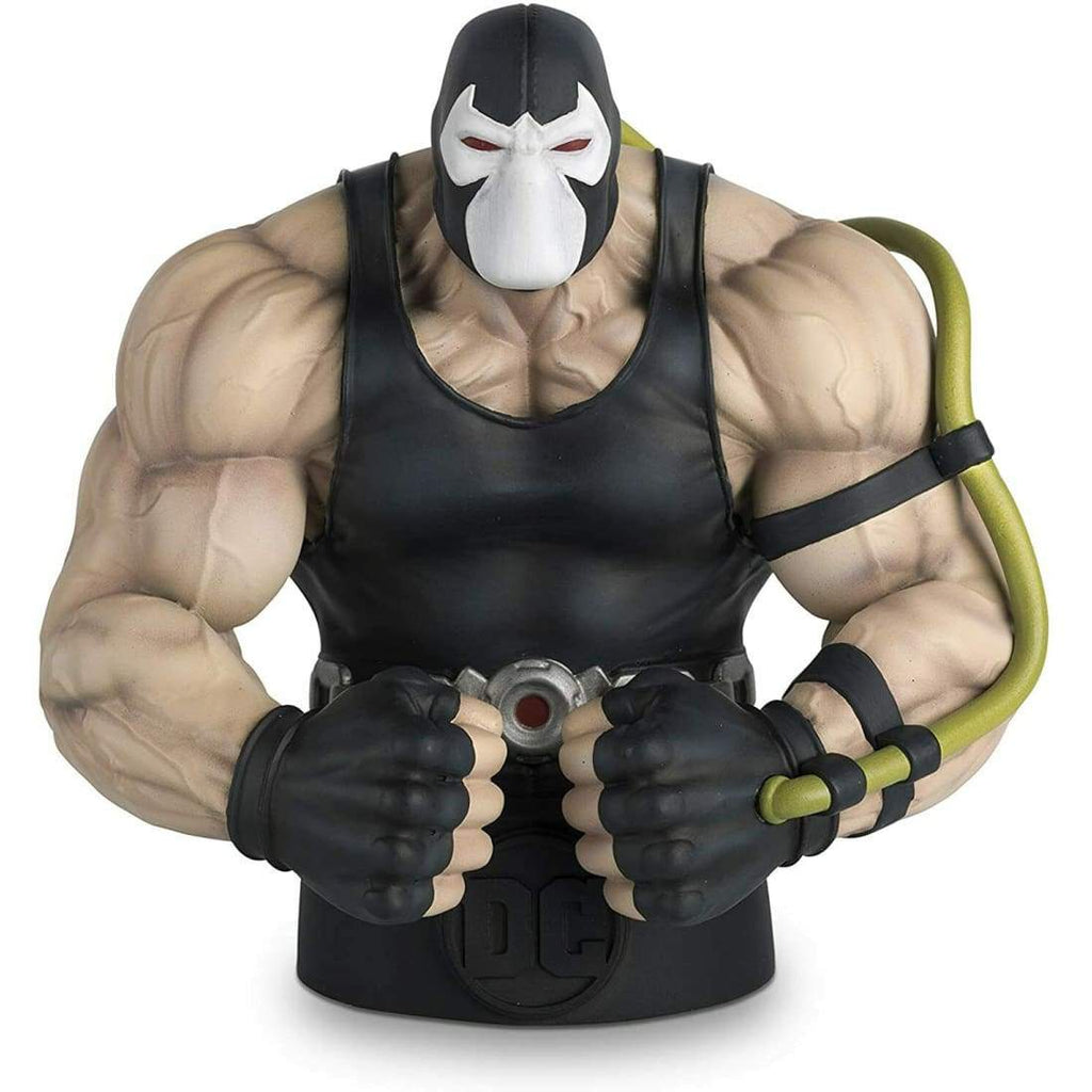 Eaglemoss - DC Comics Batman Universe - Bane Knightfall Bust Statue - Toys & Games:Action Figures:TV Movies & Video Games