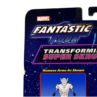 Fantastic Four Classics - Transforming Super Skrull Action Figure - Toys & Games:Action Figures:TV Movies & Video Games