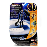 Fantastic Four Rise of The Silver Surfer - Battle Stretch Mr. Fantastic Figure - Toys & Games:Action Figures:TV Movies & Video Games