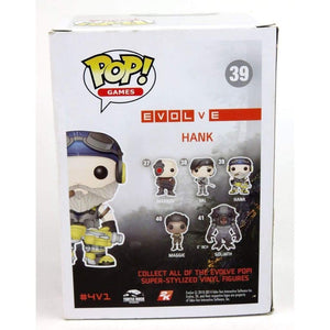 Funko Pop Games - Evolve #39 Hank Vinyl Figure