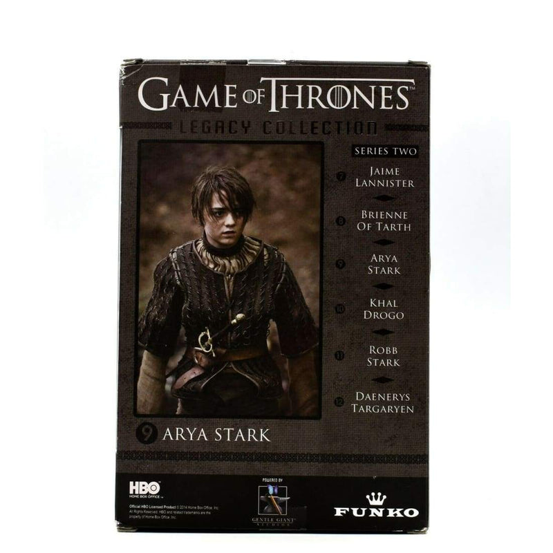 Funko - Game of Thrones Legacy Collection - #9 Arya Stark Action Figure - Toys & Games:Action Figures:TV Movies & Video Games
