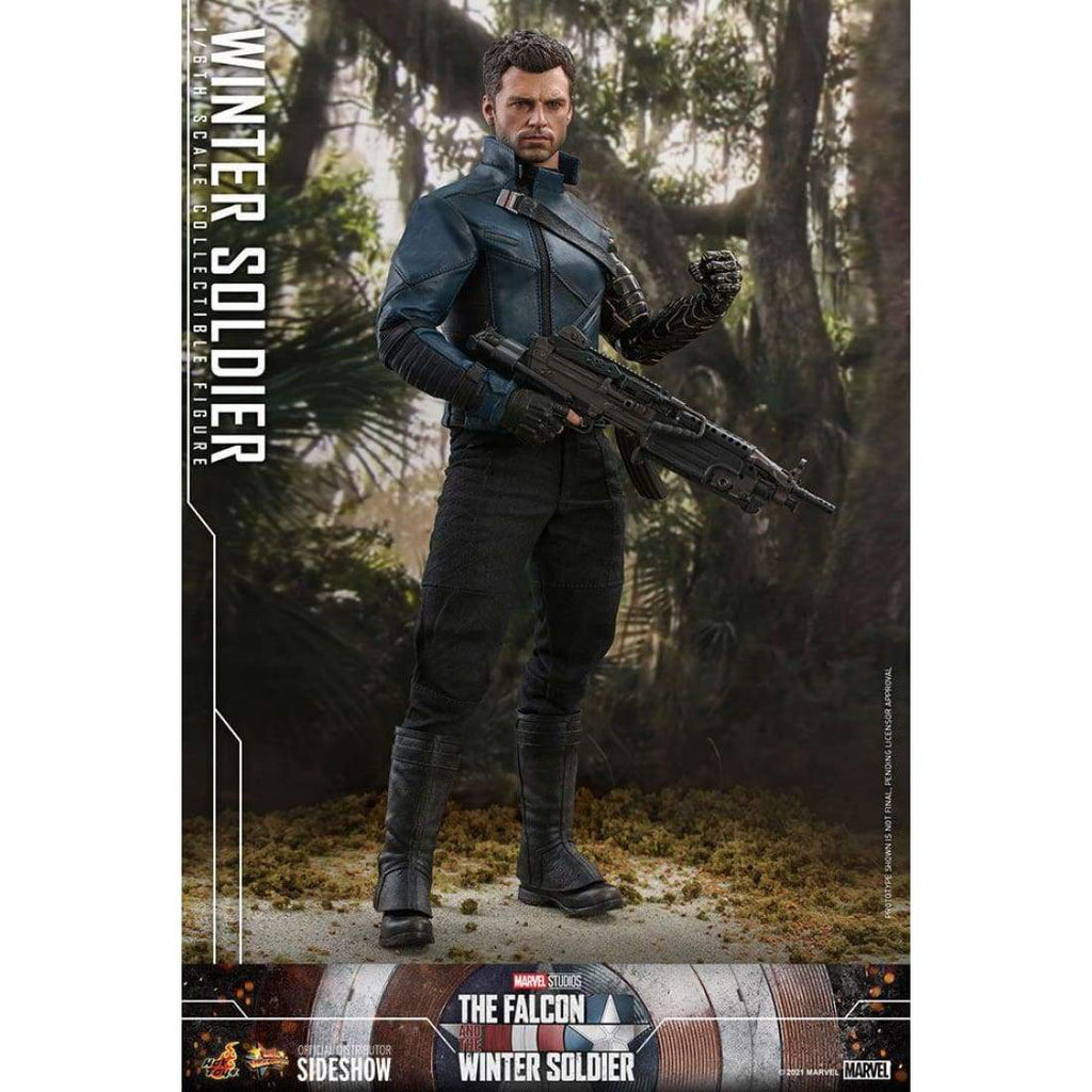 Hot Toys - Marvel Studios The Falcon and The Winter Soldier - The Winter Soldier 1:6 Scale Action