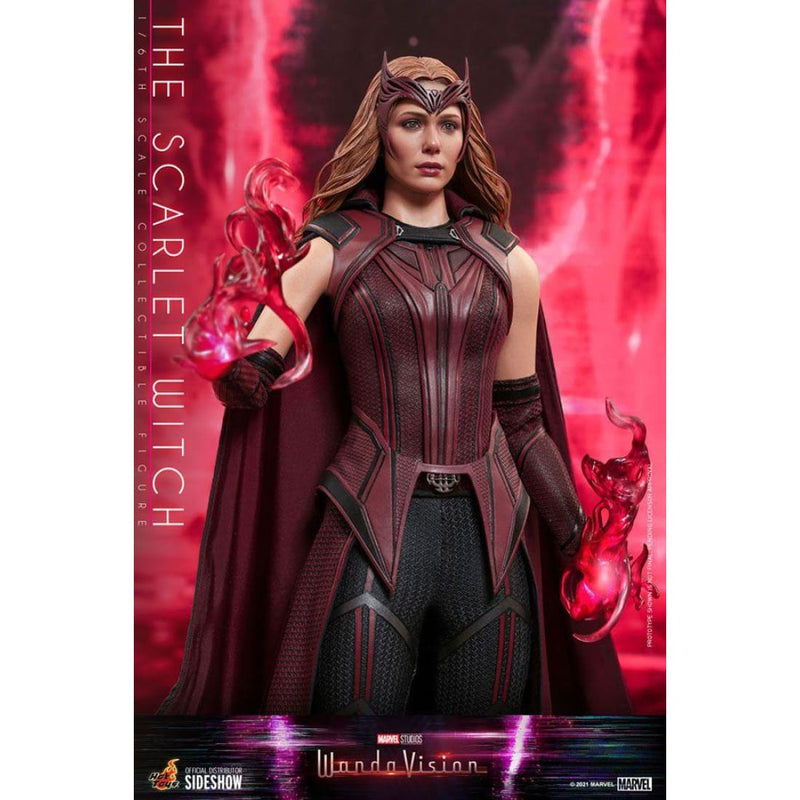 Hot Toys - Marvel Studios Wandavision - The Scarlet Witch 1:6 Scale Action Figure - PRE-ORDER