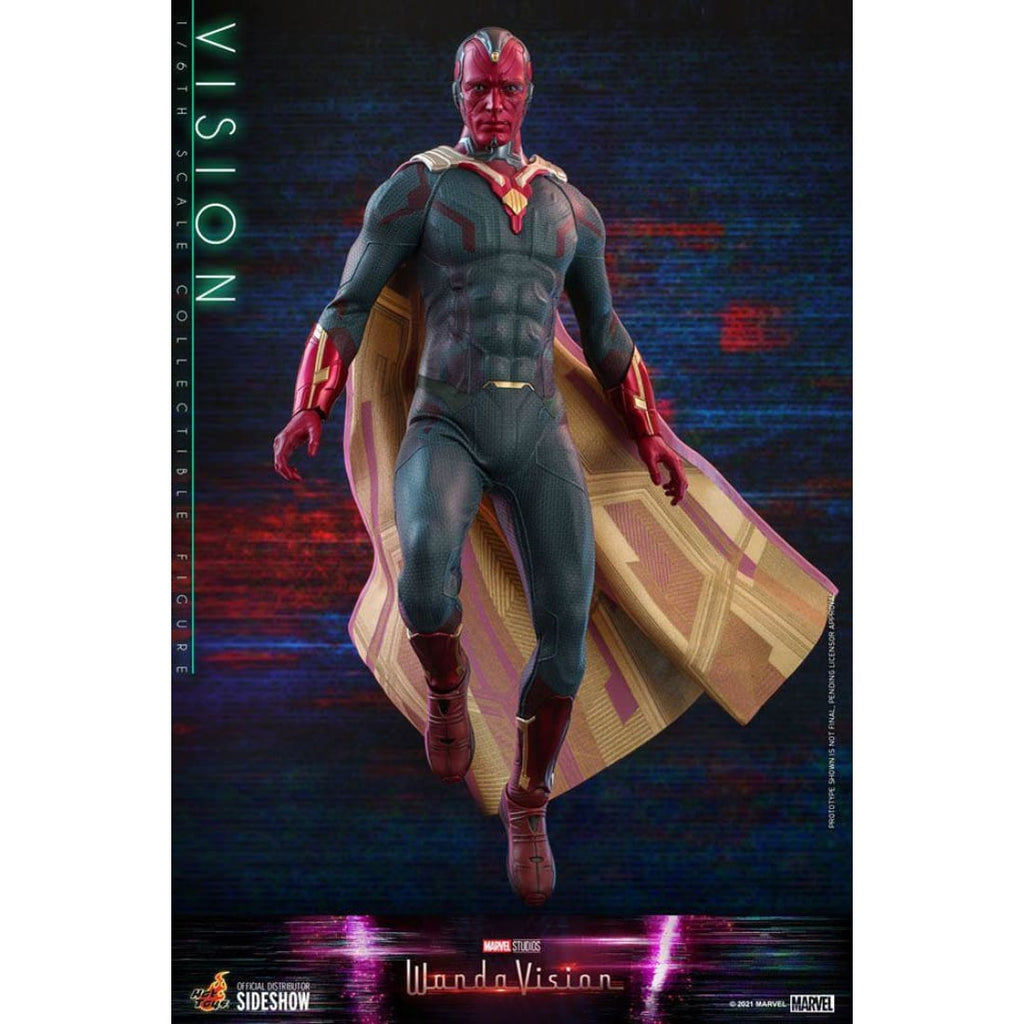 Hot Toys - Marvel Studios Wandavision - Vision 1:6 Scale Action Figure - PRE-ORDER