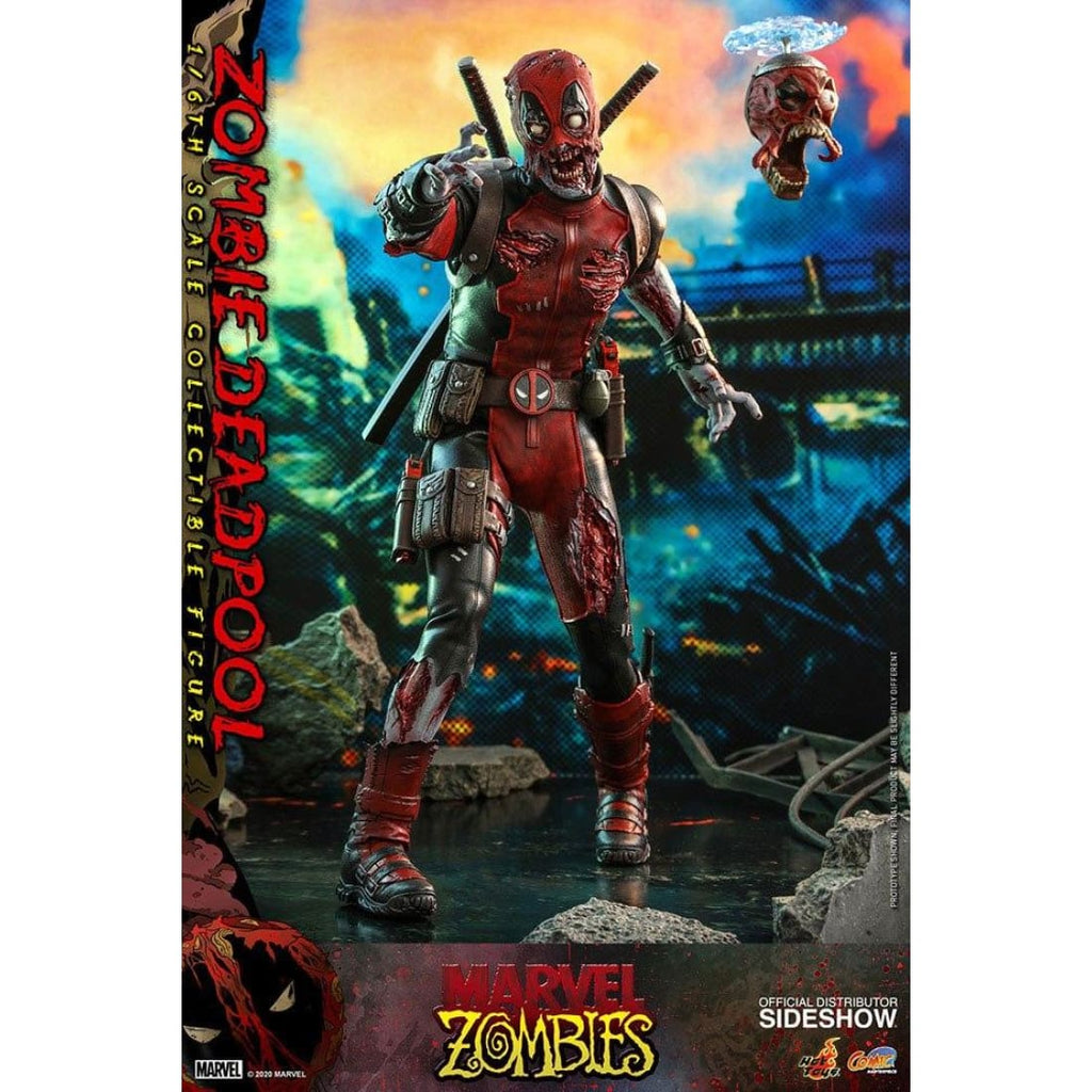 Hot Toys - Marvel Zombies - Zombie Deadpool 1:6 Scale Action Figure - PRE-ORDER