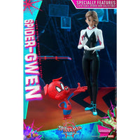 Hot Toys - Spider-Man Into the Spider-Verse - Spider-Gwen 1:6 Scale Action Figure - PRE-ORDER