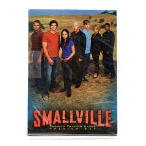 Inkworks - Smallville TV Series Premium Trading Cards Preview Set of 9 - Collectables:Non-Sport Trading Cards:Trading Card Lots