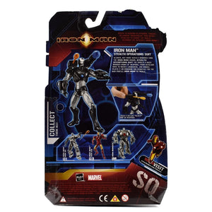 Iron Man Movie Series - Iron Man Stealth Operations Suit Action Figure