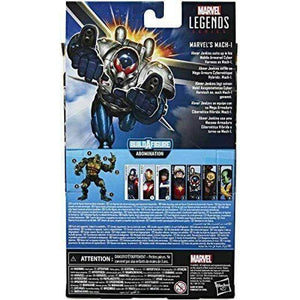 Marvel Legends Abomination BAF Series - Marvel's Mach-1 Action Figure - Toys & Games:Action Figures:TV Movies & Video Games