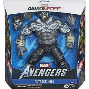 Marvel Legends Avengers Gamerverse Series - Outback Hulk Action Figure - Toys & Games:Action Figures:TV Movies & Video Games