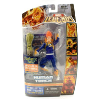 Marvel Legends Ronan The Accuser BAF Series - Human Torch Action Figure - Toys & Games:Action Figures:TV Movies & Video Games