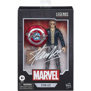 Marvel Legends Series - Stan Lee Exclusive Action Figure - Marvel