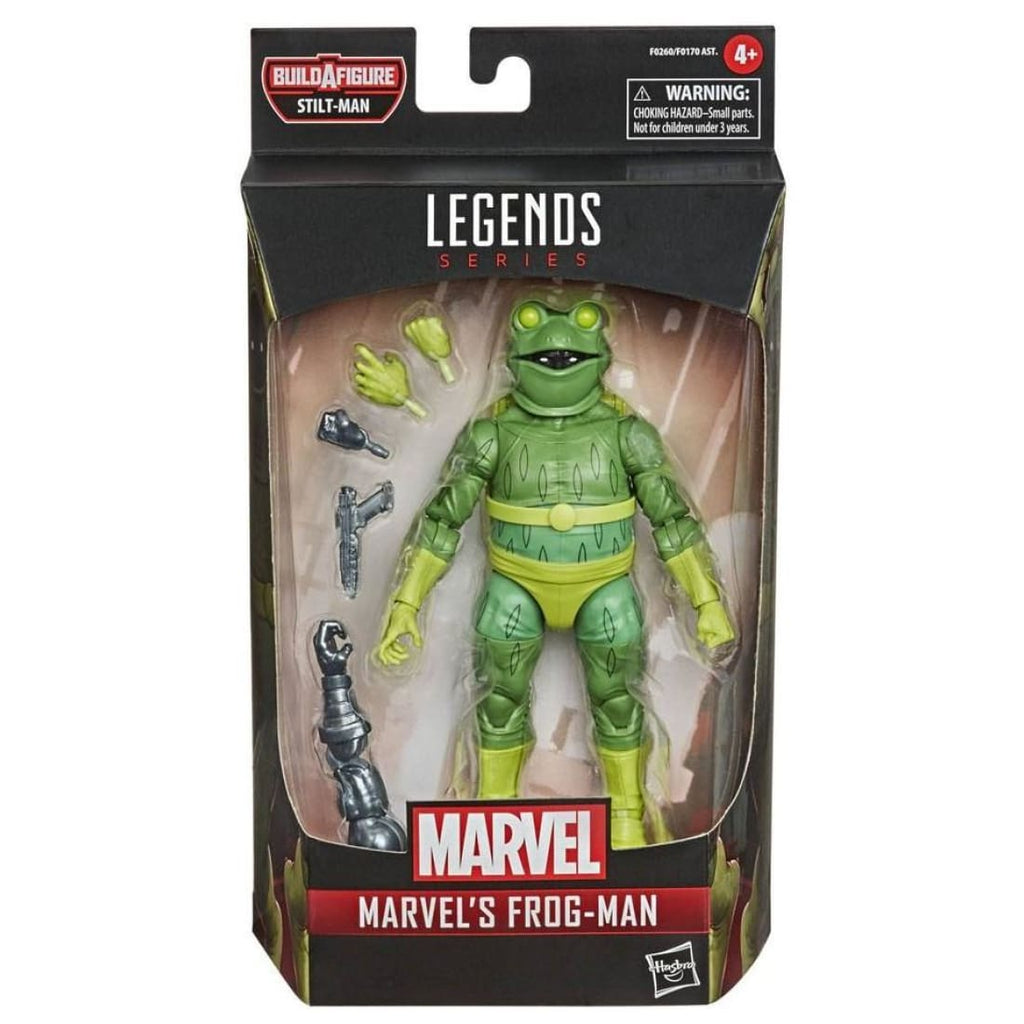 Marvel Legends Stilt-Man BAF Wave - Marvel's Frog-Man Action Figure - PRE-ORDER