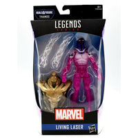 Marvel Legends Thanos BAF Series - Living Laser Action Figure