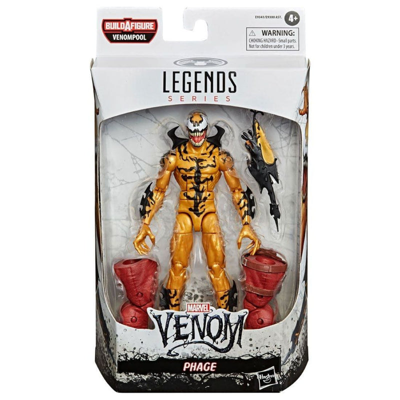 Marvel Legends Venompool BAF Series - Phage Action Figure - PRE-ORDER