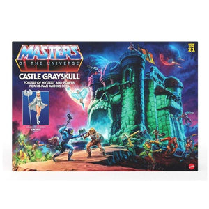 Masters of the Universe Origins - Castle Grayskull Action Figure Playset- PRE-ORDER