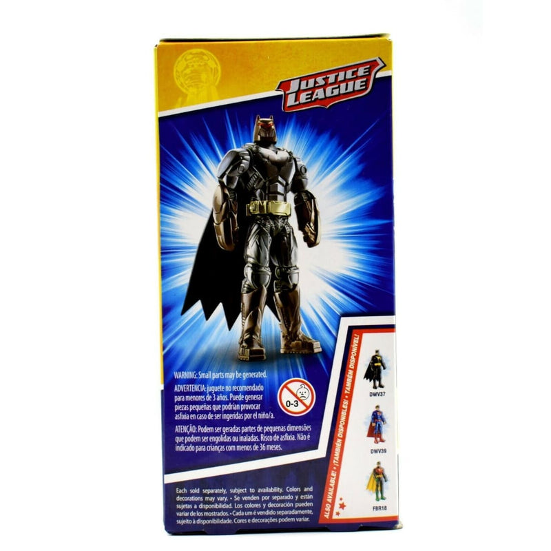 Mattel - DC Justice League - Armored Batman Action Figure