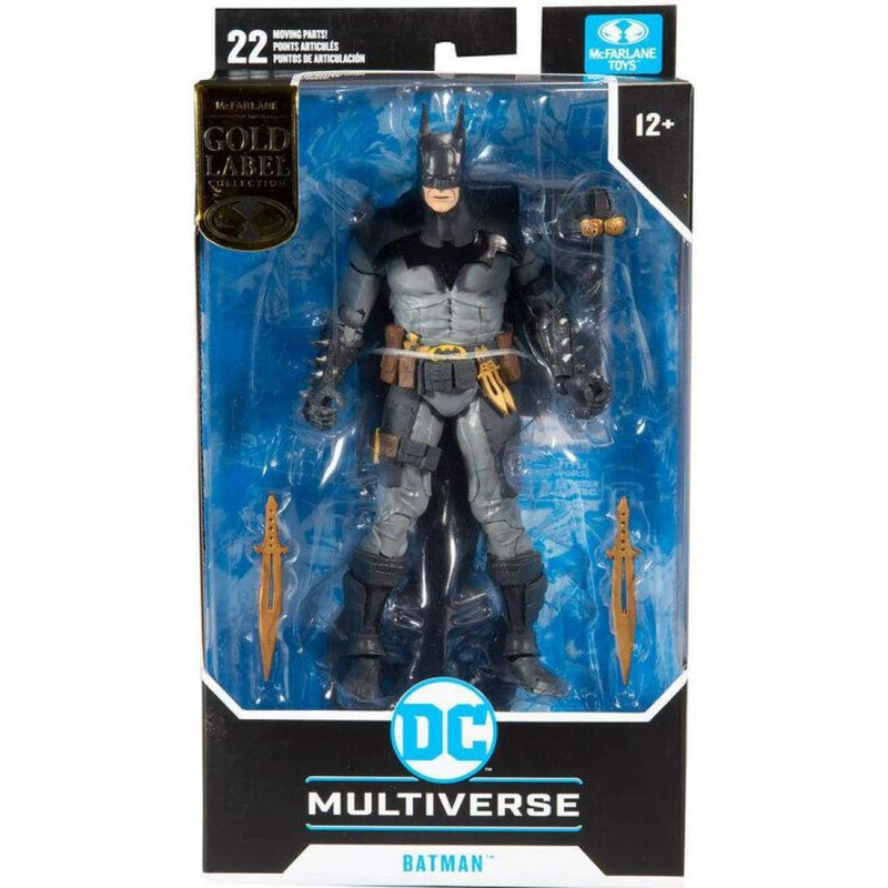 Todd McFarlane Gold Label - DC Multiverse - Batman 7 Scale Action Figure - Toys & Games:Action Figures:TV Movies & Video Games
