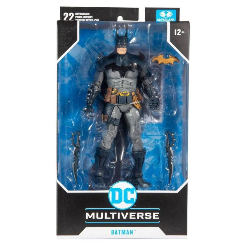 McFarlane Toys - DC Multiverse - Batman Designed by Todd McFarlane Action Figure PRE-ORDER