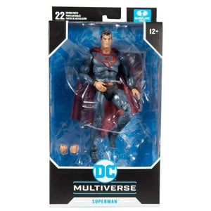McFarlane Toys - DC Multiverse - Superman Red Son Action Figure PRE-ORDER - Toys & Games:Action Figures:TV Movies & Video Games