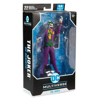 DC Multiverse - The Joker DC Rebirth Action Figure PRE-ORDER - Toys & Games:Action Figures:TV Movies & Video Games