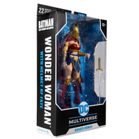 McFarlane Toys - DC Multiverse Wonder Woman with Helmet of Faith Action Figure PRE-ORDER