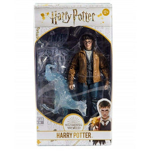 McFarlane Toys Harry Potter Deathly Hallows Part 2 - Harry Potter Action Figure - Toys & Games:Action Figures:TV Movies & Video Games