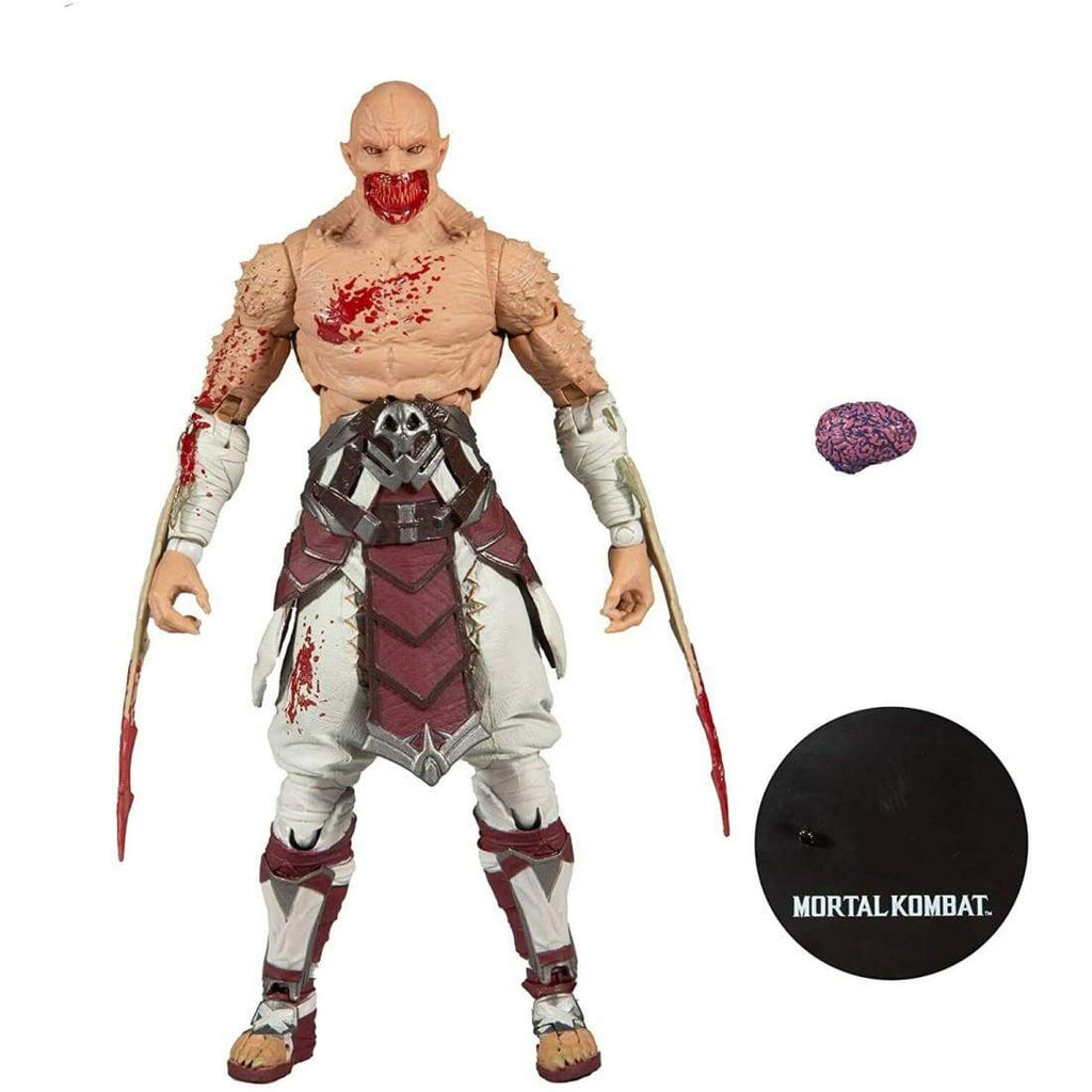 McFarlane Toys - Mortal Kombat - Baraka Horkata (Bloody) Action Figure IN STOCK - Toys & Games:Action Figures:TV Movies & Video Games