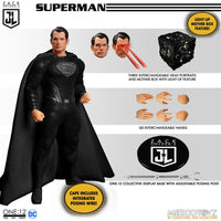 Mezco One:12 Collective - Zack Snyder's Justice League Deluxe Steel Box Set - PRE-ORDER