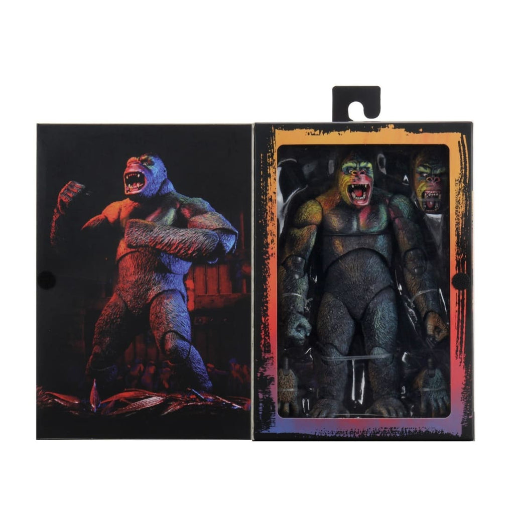 NECA - Ultimate Illustrated King Kong 7 Scale Action Figure - PRE-ORDER
