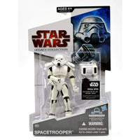Star Wars Legacy Collection Droid Factory - Spacetrooper Action Figure - Toys & Games:Action Figures:TV Movies & Video Games