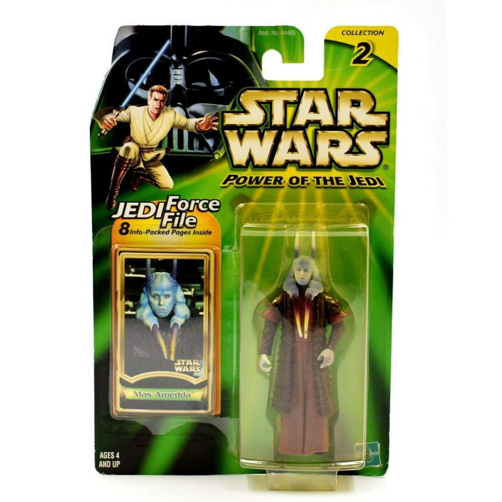Star Wars Power of The Jedi - Mas Amedda Action Figure - Toys & Games:Action Figures:TV Movies & Video Games