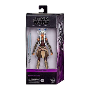 Star Wars Rebels The Black Series - Ahsoka Tano Action Figure - PRE-ORDER - Toys & Games:Action Figures:TV Movies & Video Games