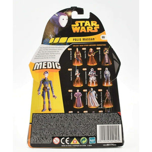 Star Wars Revenge of the Sith - #39 Polis Massan Action Figure - Toys & Games:Action Figures:TV Movies & Video Games