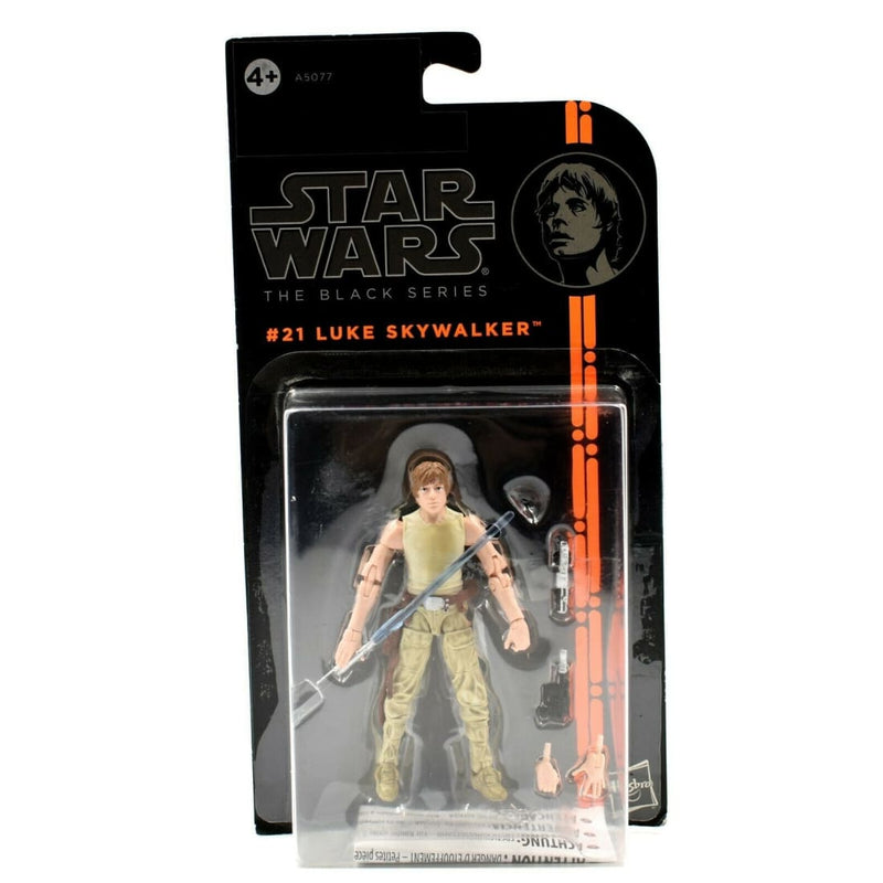 Star Wars The Black Series - #21 Luke Skywalker Action Figure - Star Wars