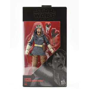 Star Wars The Black Series - Captain Cassian Andor (Eadu) 6 Action Figure - Toys & Games:Action Figures:TV Movies & Video Games